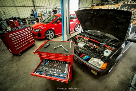 Reportage - Youngtimer Autos ouest